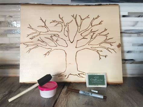 Handmade Family Tree Ideas - easy diy mothers day gifts your will pretty