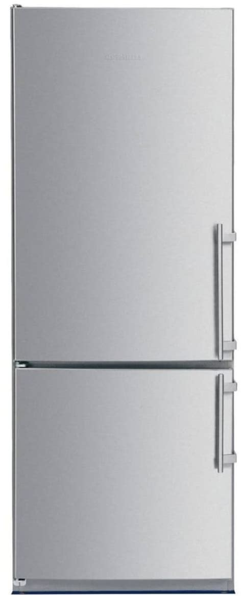 liebherr cs1611x 30 inch counter depth bottom freezer