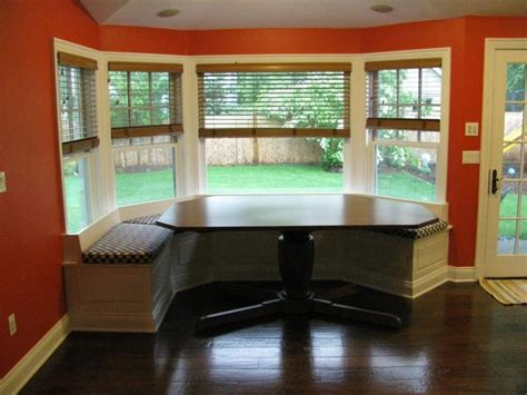 Table For Bay Window In Kitchen Best 25 Bay Window Benches Ideas That You Will Like On