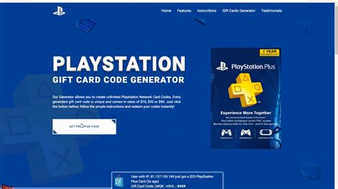 Playstation Gift Card Generator - playstation network card generator hack plus infocard co
