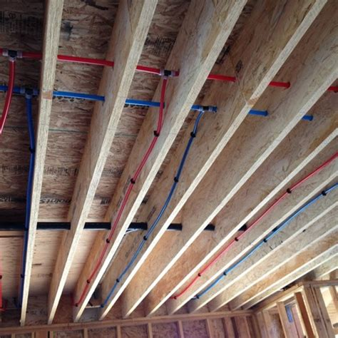 Plumbing With Pex Pipe by Repiping With Pex Repiping Free Engine Image For User