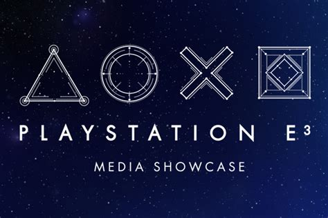 Invite Only Event For Sonys Playstation 3 by Sony S E3 2017 Press Conference Dated Polygon