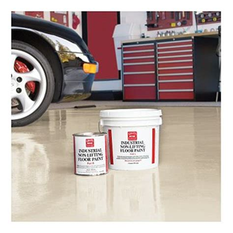 Garage Floor Paint 5 Gallon Industrial Non Lifting Floor Paint One Gallon Griot