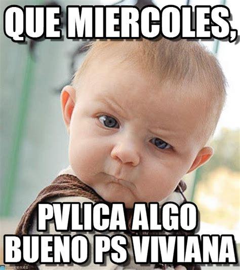 Sdfsdf Meme - que miercoles sceptical baby meme en memegen