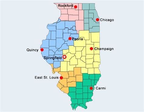 Of Illinois Search Illinois Gov Maps Images