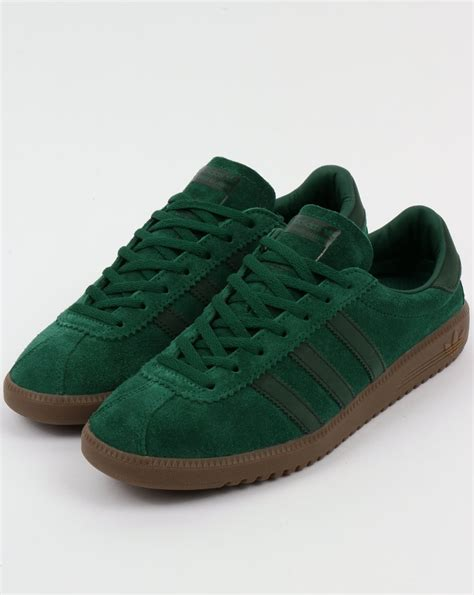 adidas bermuda adidas bermuda trainers green night gum shoes originals