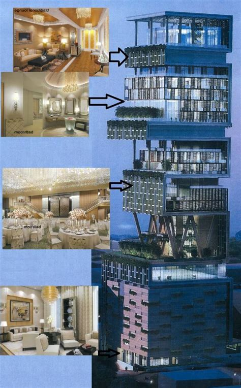 interiors of mukesh ambani new house mukesh ambani new house interior photos