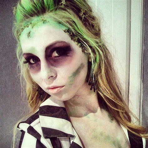 beetlejuice diy costume diy beetlejuice womens costume