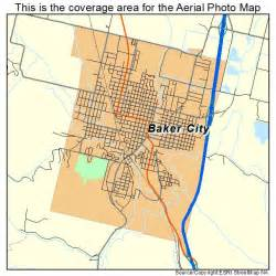 map of baker city oregon aerial photography map of baker city or oregon