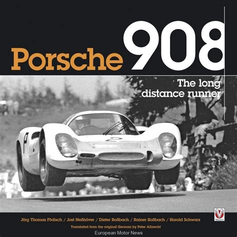 porsche german and edition books porsche 908 the distance runner speedreaders info