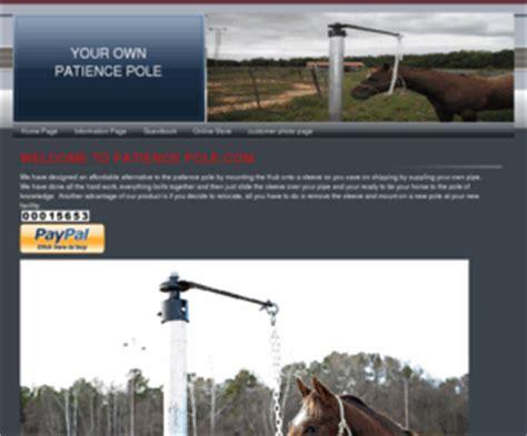 patiencepolecom patience pole