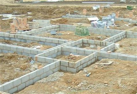 How To Lay A Foundation For A House by Foundations