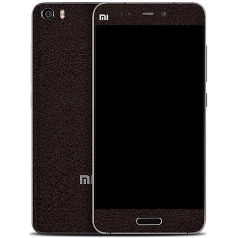 Xiomi Mi5 Skin Leather Series Skins Wraps For Xiaomi Mi5