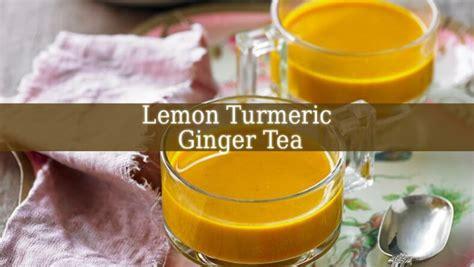 Lemon Turmeric Detox Tea by Lemon Turmeric Tea For Detox Spiritual Experience