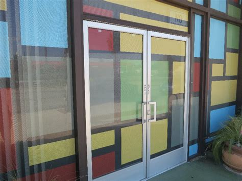 custom window wraps   city school long beach ca