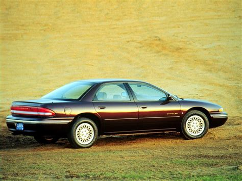 how does cars work 2001 chrysler concorde transmission control chrysler concorde specs 1993 1994 1995 1996 1997 autoevolution
