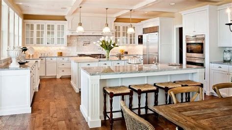 pinterest kitchen dream kitchens cottage french country traditional white