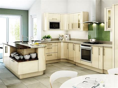 Kitchen Color Schemes 14 Amazing Kitchen Design Ideas Ivory Colored Kitchen Cabinets