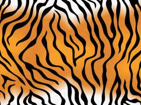 tiger skin pattern ppt ppt backgrounds animals pattern