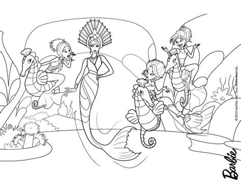 eris mermaid coloring pages hellokids com