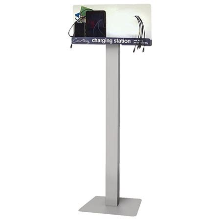 floor stand charging station educator s depot
