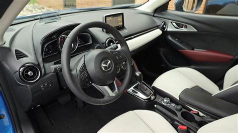 new mazda cx 3 2017 interior 2017 mazda cx 3 youtube