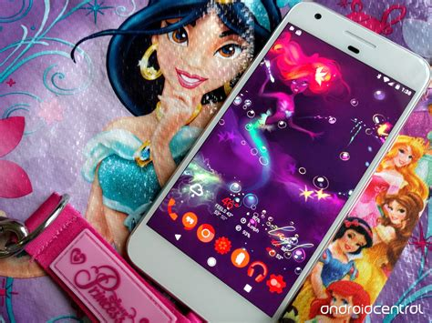 wallpaper for android disney get regal with these disney princess wallpapers android
