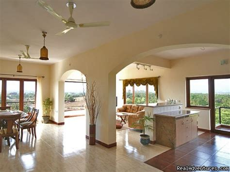 4 bedroom luxury apartments 4 bed 4bath luxury apartment with panoramic views goa india vacation rentals
