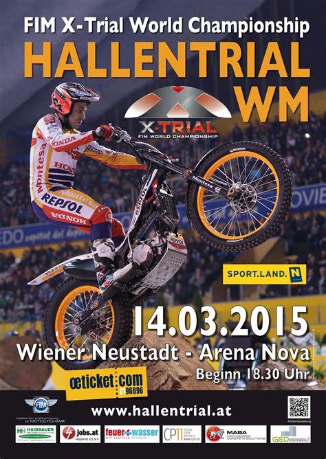 Neue Trial Motorräder 2014 by Offroadforum At Trial Wm Wr Neustadt 14 03 2015
