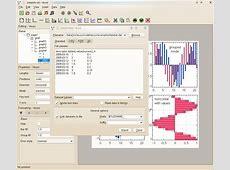 Veusz - 2D Daten Visualisierung und Funktionsplotter Funktionsplotter
