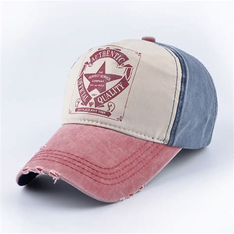 2016 new summer vintage sports baseball caps for and