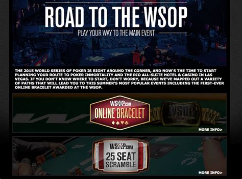 Records In Nevada Wsop In Nevada Set To Tourney Records