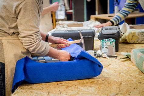 upholstery courses manchester find a ministry of upholstery course near you ministry