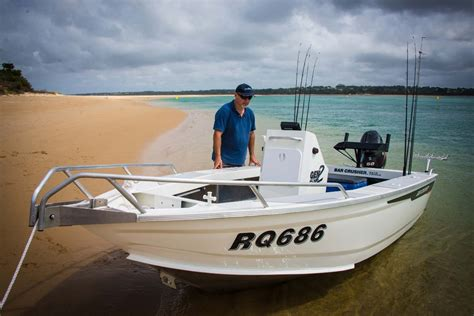 plate boats for sale qld new bar crusher 490wr trailer boats boats online for