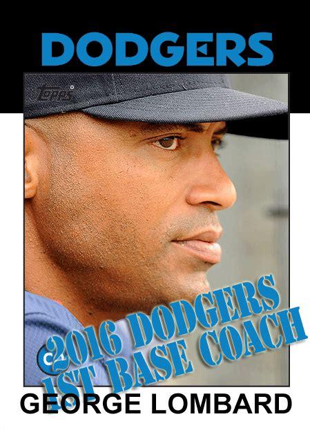 dodgers blue heaven    dodgers coaching staff