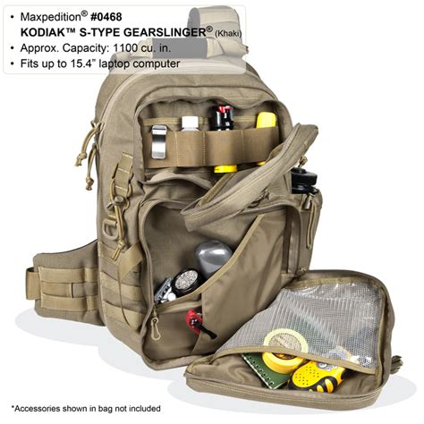 maxpedition sitka gearslinger review maxpedition kodiak s type gearslinger 0468