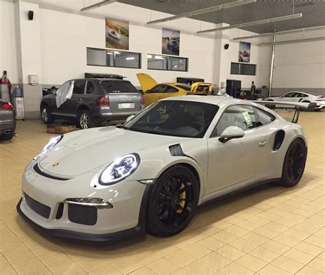 fashion grey porsche turbo s porsche 991 gt3 rs painted in paint to sle fashion grey
