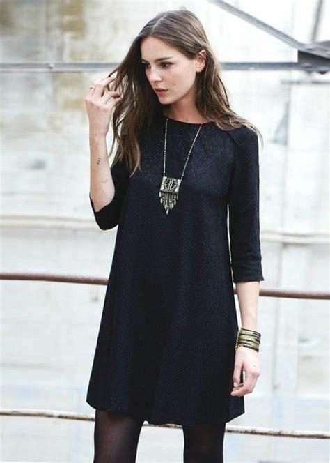 la robe noire chic  modeles  lon reve davoir