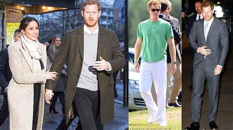 Harry Fit fit for a king a prince harry style makeover