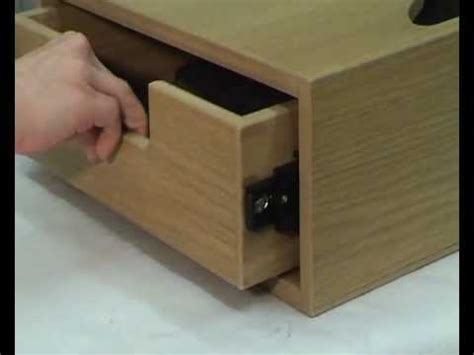 How Do Drawers Work by How Does A Soft Drawer Slide Work