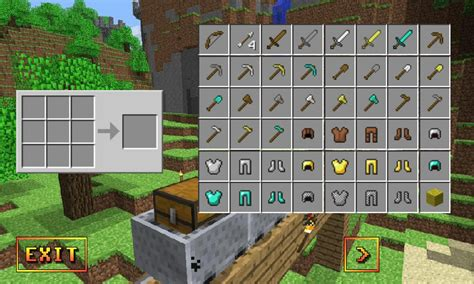 crafting  minecraft game  android apk