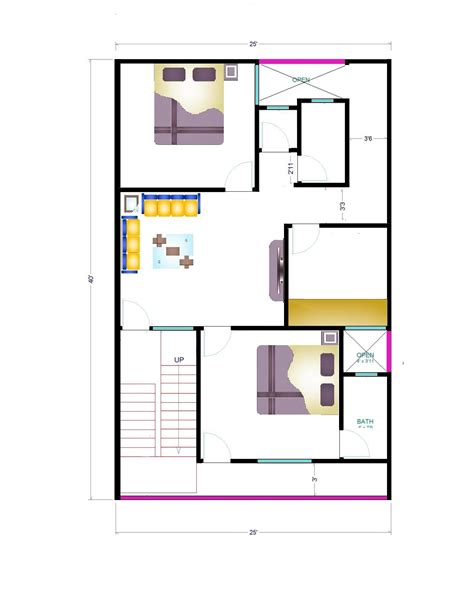 fresh architectural house plans for 30x40 site 4525 100 30x40 house plans home design x house plans may