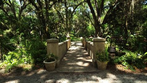 sugar mill botanical gardens plan a day trip to port orange