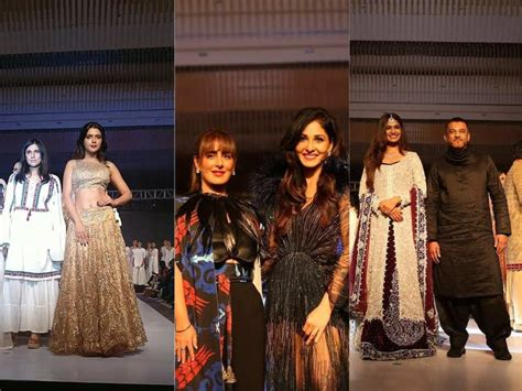Fashion Week Is Here day 1 of bangalore times fashion week 2018 all you need