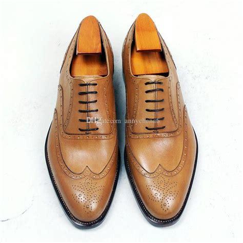 light brown mens dress shoes dress shoes oxford shoes toe s shoes custom