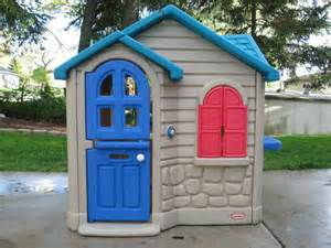 tot spot items for sale tikes playhouse cottage
