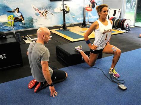 sally fitzgibbons fitness workout and diet of a chion