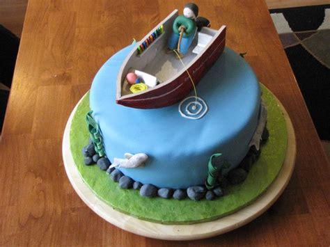 fishing boat cake fondant fishing boat cake ideas and designs