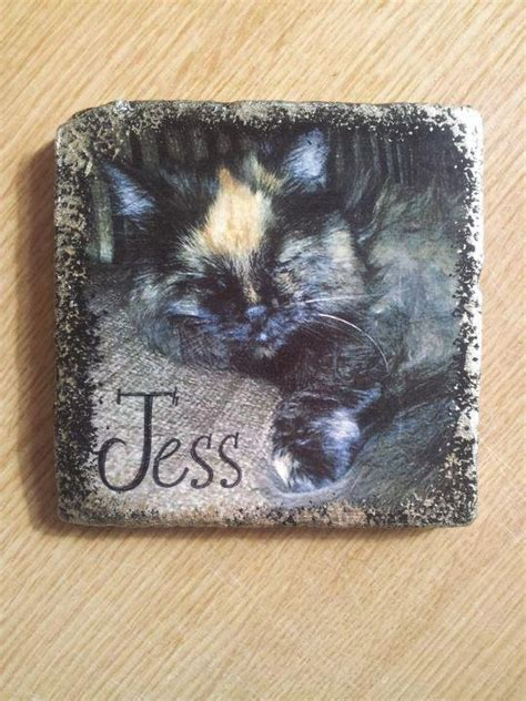 Handmade By Suzanne - 17 best images about pet headstones on new