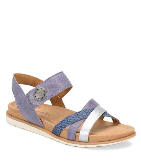 dillards sandals comfortiva alonsa sandals dillards